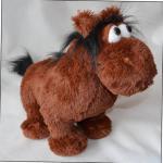 """Мягкая игрушка """"Лошадка-Шоколадка"""""""